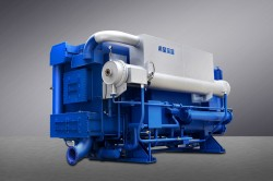 Steam-fired LiBr Absorption Chiller